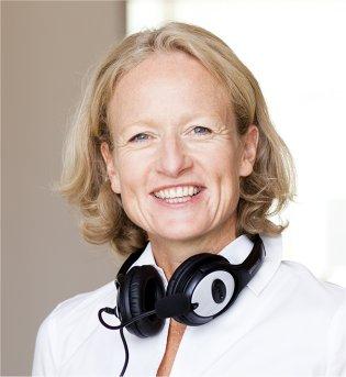 Alexandra von Rohr, Gründerin und Leiterin des Sprachinstituts TREFFPUNKT-ONLINE