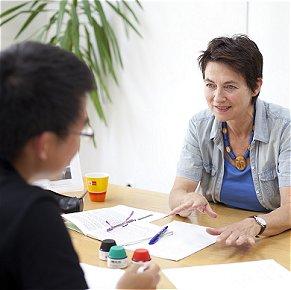 Intensiv-Unterricht im Home Tuition Programm Deutsch + Kochen