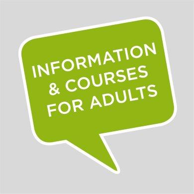 Kurse für Erwachsene - Allgemeine Kursinformation