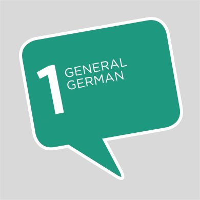 General German course