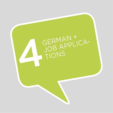 Application training as a private lesson in the program German Home Tuition
