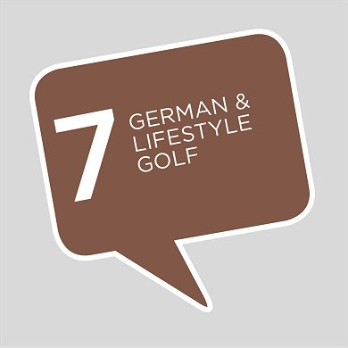 Intensiv-Deutschunterricht und Genuss im Home Tuition Programm Deutsch + Golf
