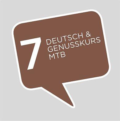 Genusskurse Deutsch + Mountainbike