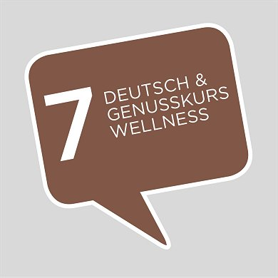 Home-Tuition-Programm Deutsch - Kurs 7.7. Deutsch + Wellness