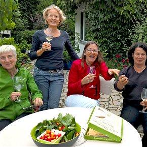 Deutsch-Praxis während des Aussprachetrainings im Home Tuition Programm