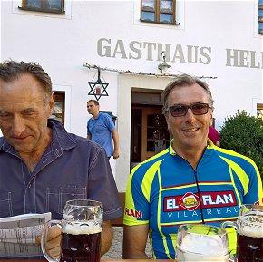 Praxisstunden während des Home-Tuition-Programms Deutsch + Mountainbike