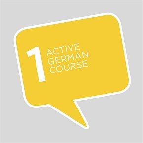 Aktive language course Home Tuition German