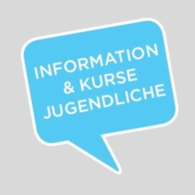 Kurse für Jugendliche - Allgemeine Kursinformation
