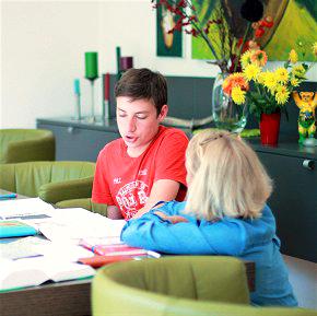 Unterricht im Examensprogramm Deutsch-Intensiv für Jugendliche