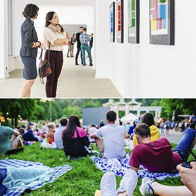 Kultur als Freizeitaktivität der Jugend im Home Tuition Programm