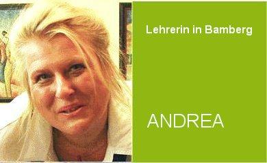 Deutschunterricht im Home Tuition Programm mit Lehrerin Andrea