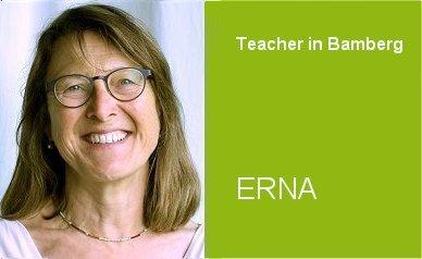 Erna, Teacher German Home Tuition Program in Bamberg