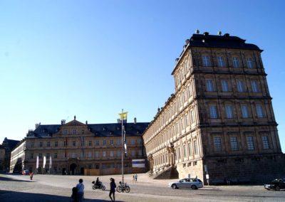 Neue Residenz am Bamberger Domplatz