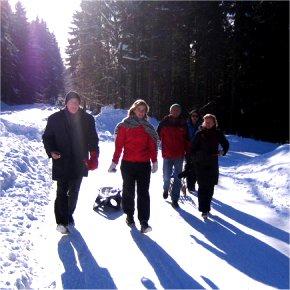 Freizeit im Home-Tuition-Programm Deutsch und Bier